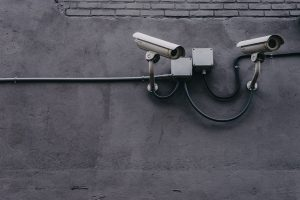 Caméra de surveillance pour assurer la sécurité